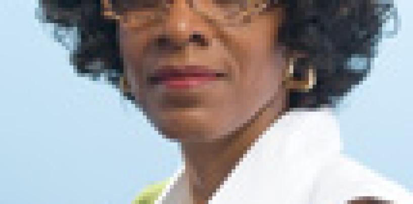 Marjorie J. Hill, CEO of Gay Men's Health Crisis, NY