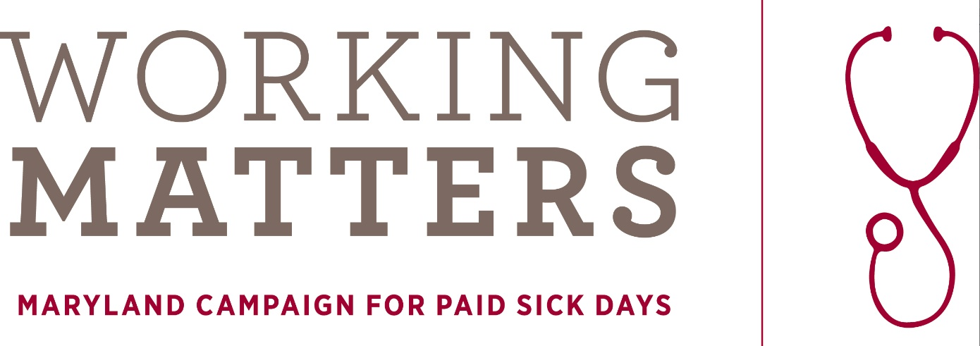 MD Working Matters Logo
