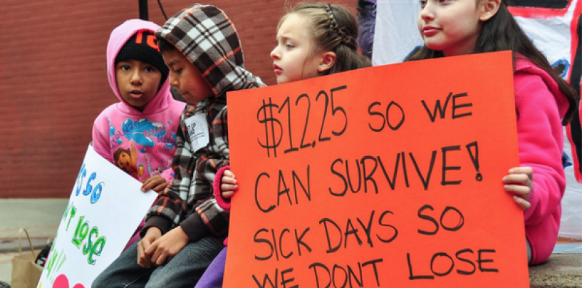 Why the Momentum for Paid Sick Days?