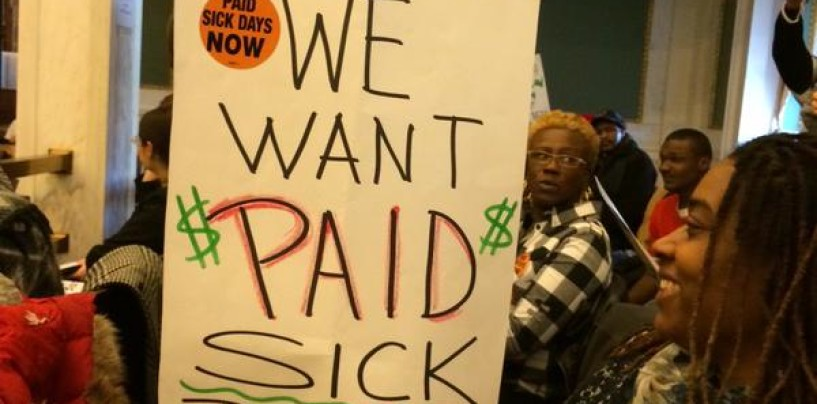 Philadelphia Paid Sick Days: Anatomy of a Win