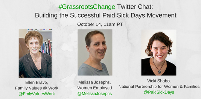 Building the Successful Movement for Paid Sick Days