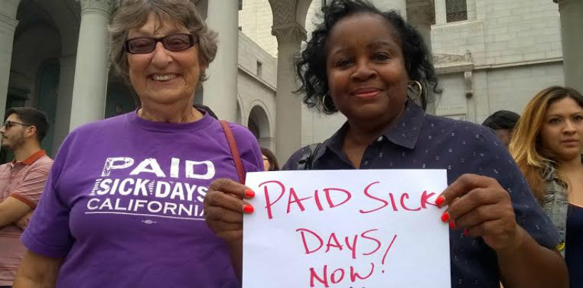 Get Real about Paid Sick Days