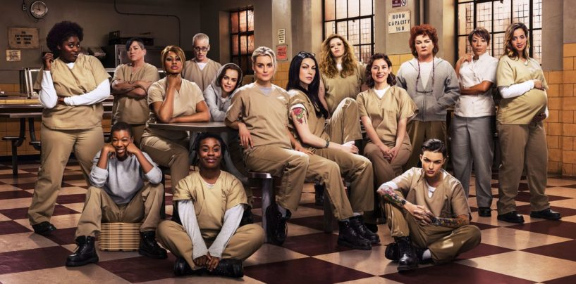 Orange is the New Black on the Old White Supremacy