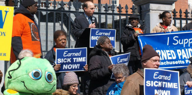 States with Paid Sick Days