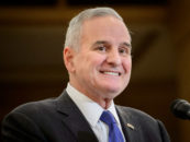 Applauding MN Governor Mark Dayton for Standing Up for Democracy