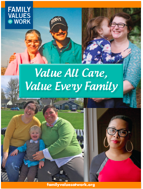Value all care, value every family