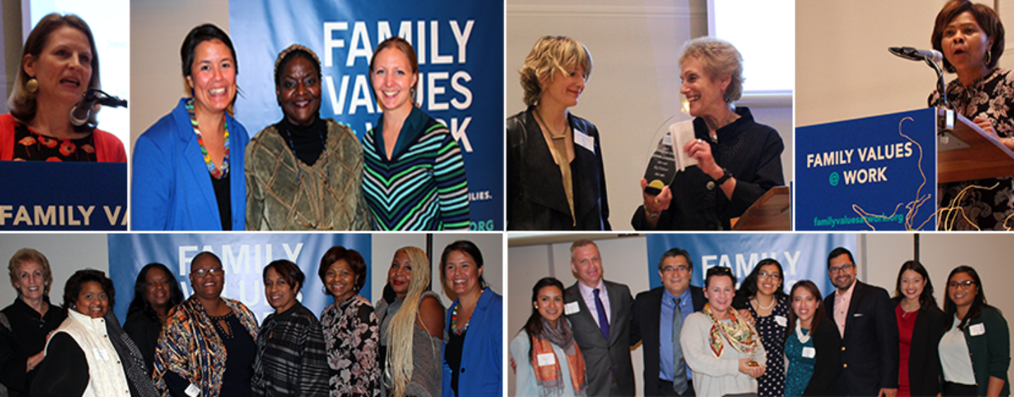 Family Values @ Work Celebrates 2017 GameChanger Awards