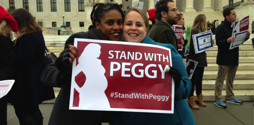We Want Justice for Peggy Young