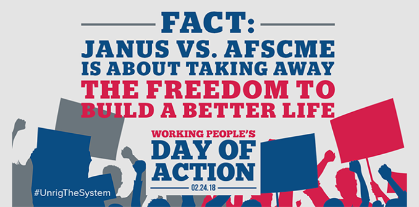 The Fight for Public Sector Unions Is a Fight for Our Freedom